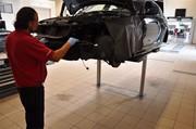 BMW E90 335I Headlight Wash 52