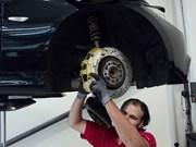 BMW E90 335I Schmiedmann Big Brake 06