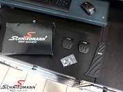 BMW E90 335I Schmiedmann Alu Pedals 03