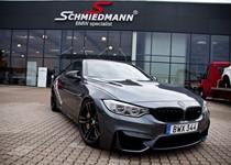 BMW F82 M4 Schmiedmann Sverige 07