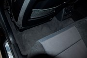 BMW E90 335I Floor Trunk Mats 21