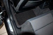 BMW E90 335I Floor Trunk Mats 22