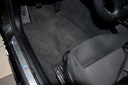 BMW E90 335I Floor Trunk Mats 23