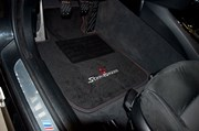 BMW E90 335I Floor Trunk Mats 24