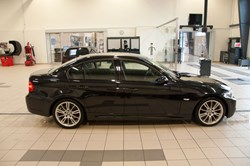 BMW E90 335I Before Side