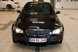 BMW E90 335I Before Front