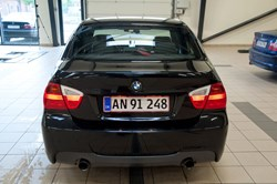 BMW E90 335I Before Rear