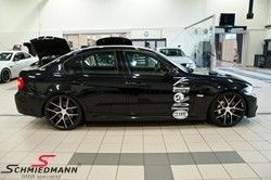 BMW E90 335I After Side
