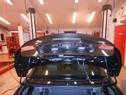 BMW E93 carbon trunk
