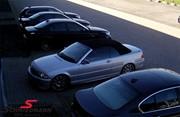 BMW E46 330CI Powerflex 07