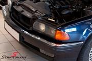BMW E38 Headlight Tires 06