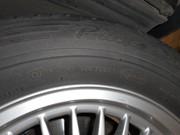 BMW E38 Headlight Tires 08