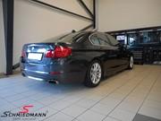 BMW F10 550I Bilstein B16 Coilover12