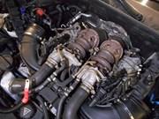 BMW F10 550I Engine S63 Repair02