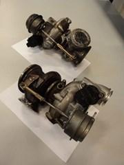 BMW F10 550I Org Turbo