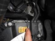 BMW F10 550I Krumtapsudluftningsslanger