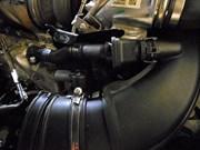 BMW F10 550I Krumtapsudluftningsslanger Lang