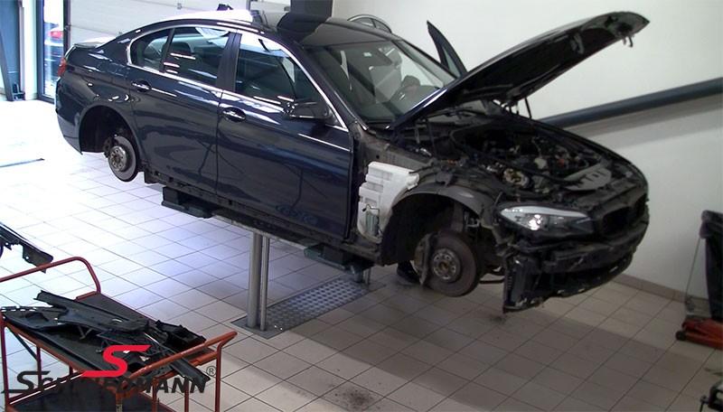 BMW F10 550I шрифт бампер переднее крыло боковые юбки