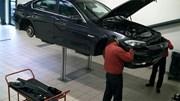 BMW F10 550I Front Bumper