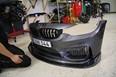 BMW F82 M4 Sweden Flossmann GT4 Carbon Fiber Aero Kit 05