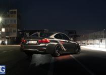 BMW F82 M4 Schmiedmann Sverige Night Track