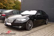 BMW F10 550I KW Coilover01