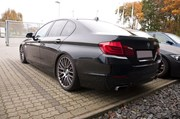 BMW F10 550I KW Coilover03