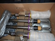 BMW F10 550I KW Coilover09