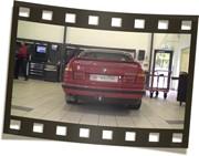 BMW E34 535I Supersprint Exhaust Video