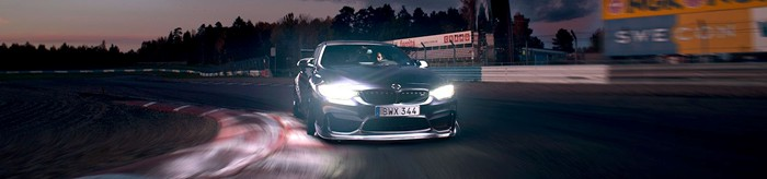 BMW F82 M4 Schmiedmann Sverige On Track Front 02