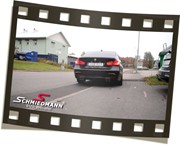 BMW F30 320D Supersprint Video