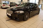 BMW F10 550I Black After Supersprint M Styling18