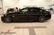 BMW F10 550I Black After Supersprint M Styling19