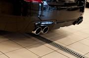 BMW F10 550I Black After Supersprint M Styling20
