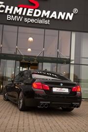 BMW F10 550I Black After Supersprint M Styling29