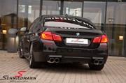 BMW F10 550I Black After Supersprint M Styling30