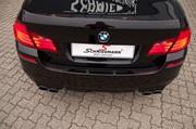 BMW F10 550I Black After Supersprint M Styling32