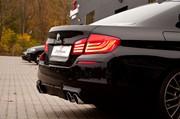BMW F10 550I Black After Supersprint M Styling33