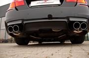 BMW F10 550I Black After Supersprint M Styling35