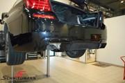 BMW F10 550I Black M Rearbumper16