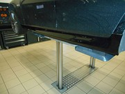 BMW F10 550I Black M Sideskirt 15