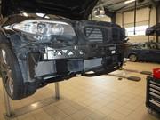 BMW F10 550I Black M Front14