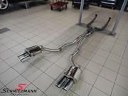 BMW F10 550I Black Supersprint Exhaust07