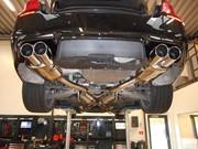 BMW F10 550I Black Supersprint Exhaust08