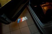 BMW E93 M3 Door LED Logo01