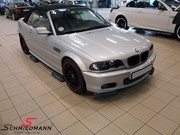 BMW E46 330CI Light Upgrade Carbon Grill Lips 01