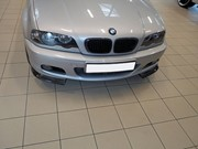 BMW E46 330CI Light Upgrade Carbon Grill Lips 02