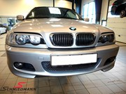 BMW E46 330CI Light Upgrade Carbon Grill Lips 03