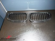 BMW E46 330CI Light Upgrade Carbon Grill Lips 05