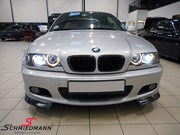 BMW E46 330CI Light Upgrade Carbon Grill Lips 15
